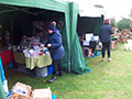 The stall at Burton Agnes