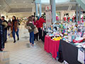 The stall at Princes Quay