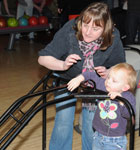 Activities at the 2013 respite break